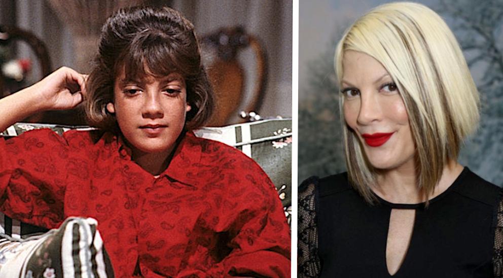 TORI SPELLING Donna Martin Serie TV Beverly Hills 90210 25