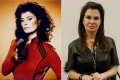 JANE BADLER  ... la perfida di V-VIsitors - Come era e Come è