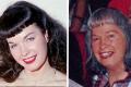 BETTIE PAGE la più nota PIN-UP della storia .... 50 anni di foto