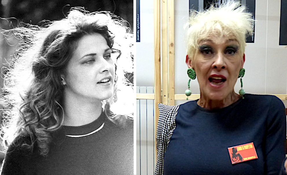 Christina Moser Qui Nel Suo COME ERA E COME E' Oggi 40