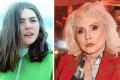 Debbie Harry BLONDIE la Regina degli anni '80 ... Ecco COME ERA e COME E' oggi