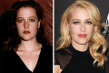 GILLIAN ANDERSON .... Dania Scully nella serie TV X-Files - Ieri e oggi