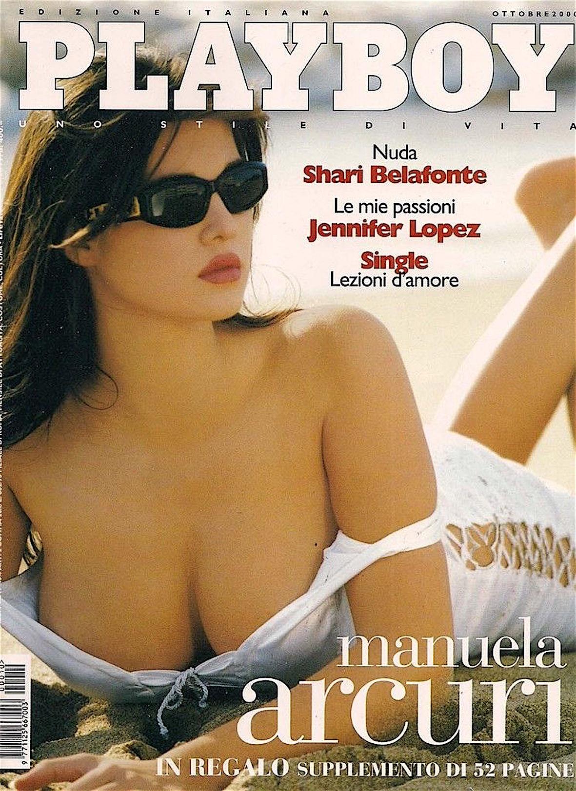 Manuela arcuri nude playboy it-1606