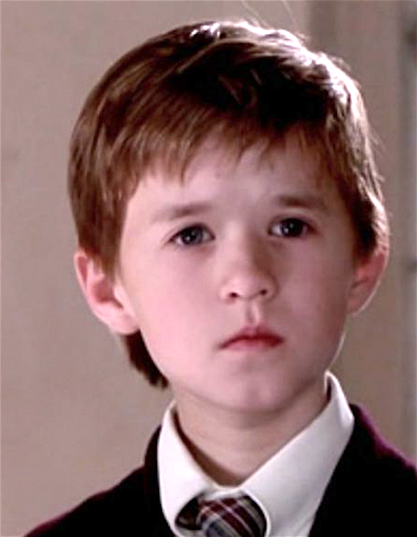Bambino Sesto Senso.Haley Joel Osment Bambino Prodigio Del Cinema Qui Come Era E Come E
