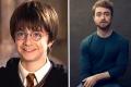 Daniel Radcliffe il mitico HARRY POTTER IERI e OGGI